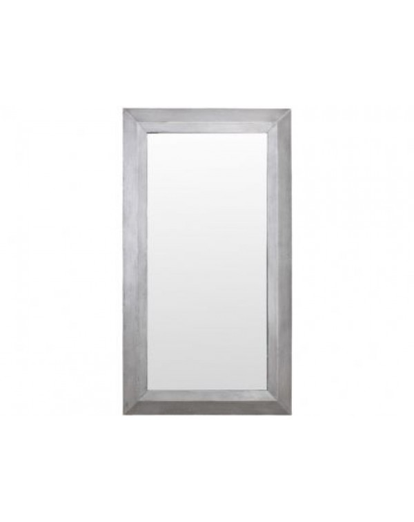 Belmore Concrete Rectangular Mirror
